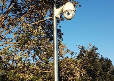Caméra vidéosurveillance Corse