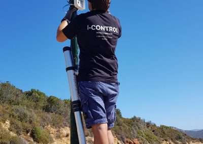 Installation caméra vidéosurveillance par technicien agréé